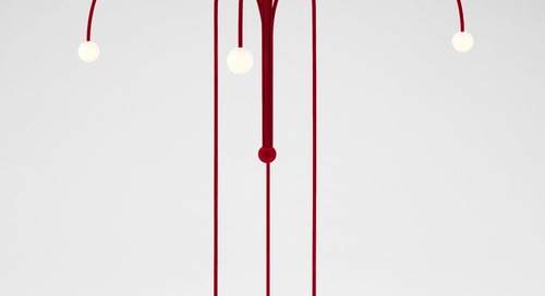 Is It Just Us or Are Floor Lamps Getting Wavier and Skinnier?