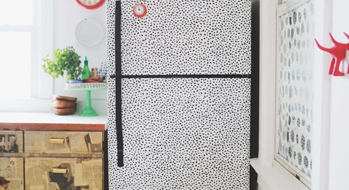 11 Ways You Never Thought to Use Removable Wallpaper