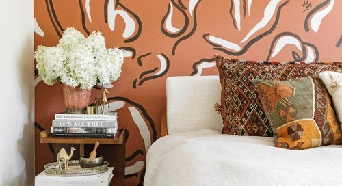 Spontaneous Adventures Are the Inspiration Behind This Wallpaper Line