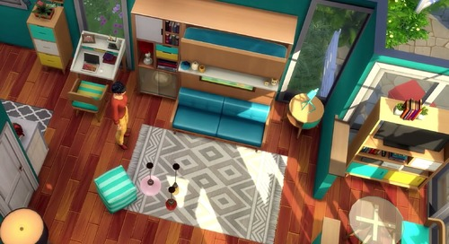 Tiny Homes Have Officially Made It Into The Sims