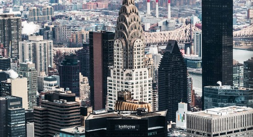 Is the Chrysler Building About to Become a Cool Art Deco Hotel?