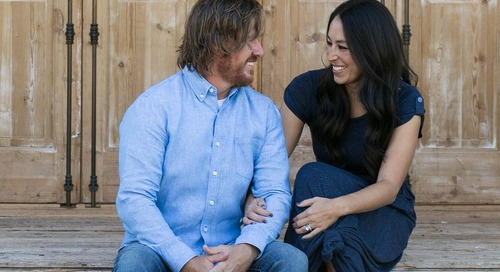 This Just in: Chip and Joanna Gaines Are Opening a Coffee Shop