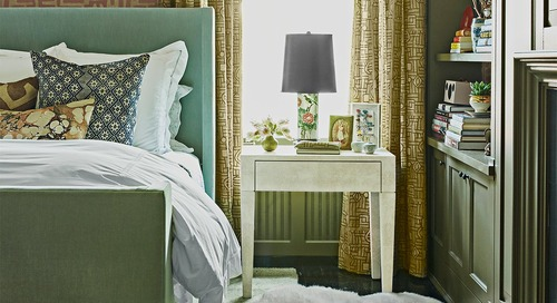 4 Decor Projects You Didn't Know You Could Take to the Dry Cleaner