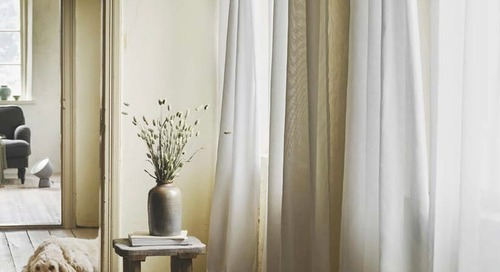 After More Than a Year of Waiting, IKEA Has Launched Its Air-Purifying Curtains