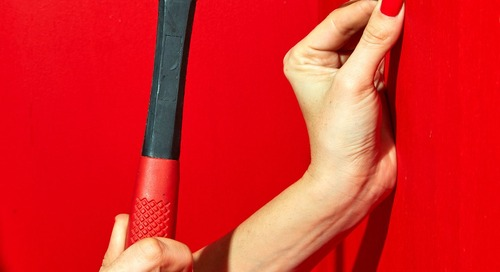 New York's Coolest Design Duo Literally Reinvented the Nail, and I Want 20