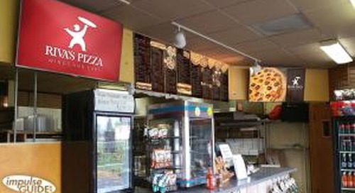 Our Latest Installation at Riva's Pizza – Depew, NY
