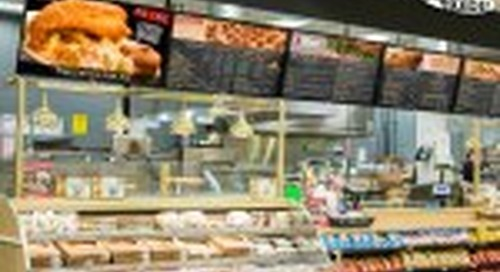 How Digital Signage can push sales during Lent