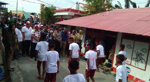 Kampung Merah Putih: Dahulu Dihindari, Kini Ramai Dikunjungi