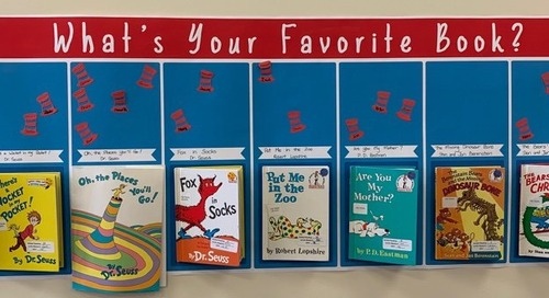 Classroom Activity and Materials: Focus on Reading!