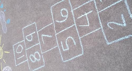 Activity: Creating an At-Home Math Sensory Path
