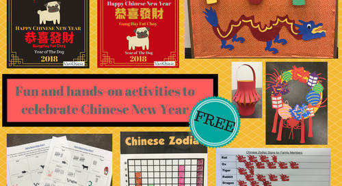 [Lesson Plan] Celebrate the Chinese New Year!