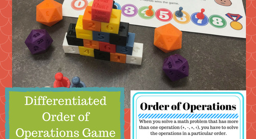 [Lesson Plan] Order of Operations