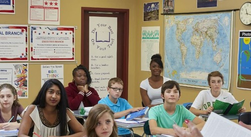 Dialed In: How to Bring Global Awareness Into the Classroom