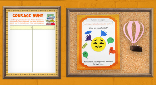 [Lesson Plan] Social-Emotional Learning for Elementary Students: Courage