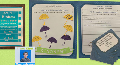 [Lesson Plan] Social-Emotional Learning for Elementary Students: Kindness
