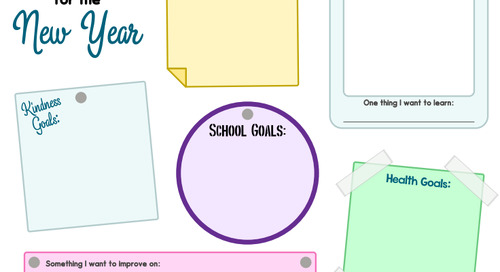 Better Than Resolutions: Help Students Create a Vision for Their Best New Year