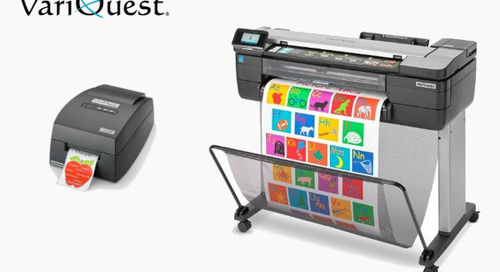 VariQuest Launches New Educational Tools – the Perfecta® 2400STP Poster Design System and Motiva™ 400 Specialty Printing System for the K–12