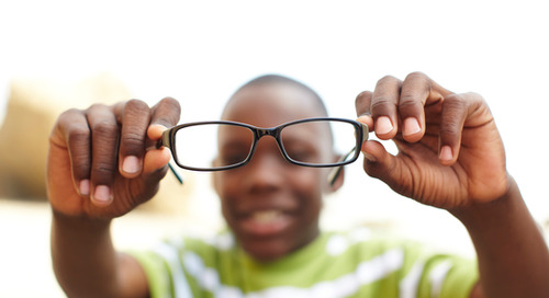 Baltimore Students Get the Gift of Sight