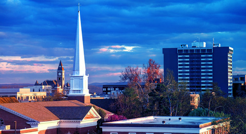 What Makes Fayetteville, Arkansas a Growing Destination for Talent?
