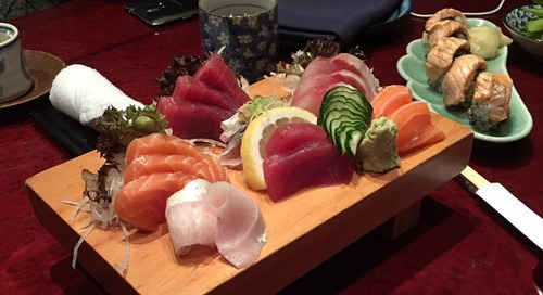 16 Restoran Sushi Paling Enak Se-Jakarta!