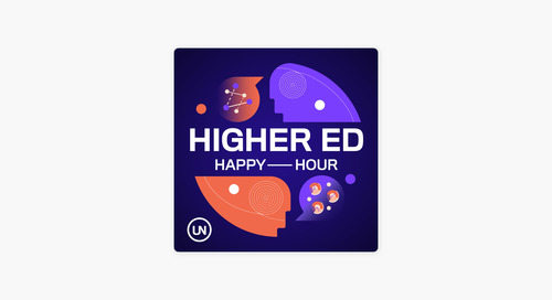 Higher Ed Happy Hour: The Case for Digital Credentials in Higher Ed with Credly's Dr. Susan Manning