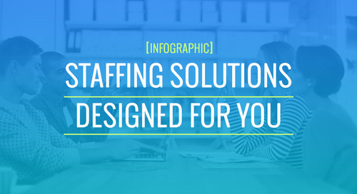 Customized Staffing Solutions Designed For You