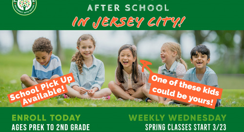How You Can Get Your Kids Outside This Spring in Jersey City with Treebath