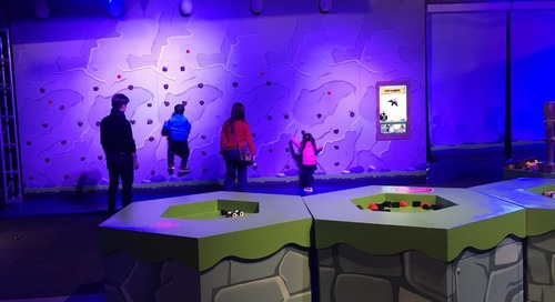 Exploring the Liberty Science Center in Jersey City