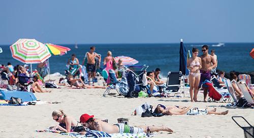 Beaches Opening Near Jersey City
