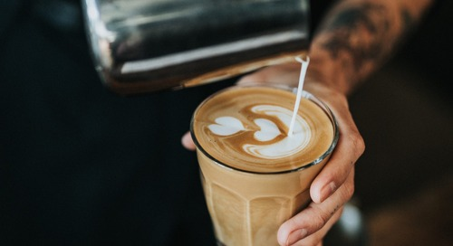 Coffee Shops Offering Delivery + Takeout in Jersey City