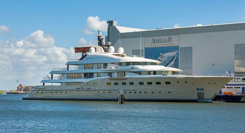The Superyacht Year: Part 2