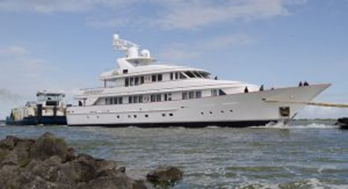 Feadship enjoys refit success