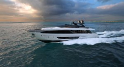 Riva 110 set for autumn debut