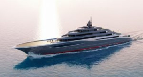 On board 118-metre Vitality concept