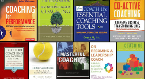 9 Books on Coaching that Coaches Need to Know About