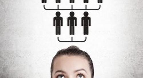 Turn the Organizational Pyramid Upside Down?