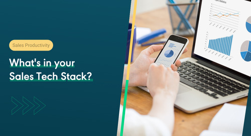 What's in Your Sales Tech Stack?