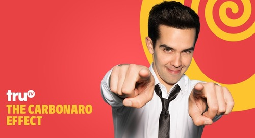 truTV: The Carbonaro Effect [Returning Series]