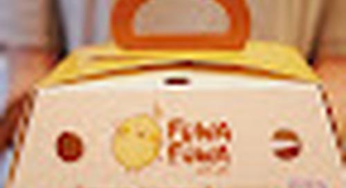 FUWA-FUWA CHEESE CAKE