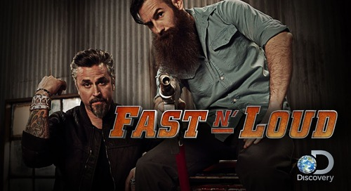 Discovery Channel: Fast N' Loud [Returning Series]