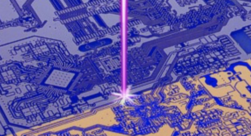PCB Fabrication With Laser Direct Imaging