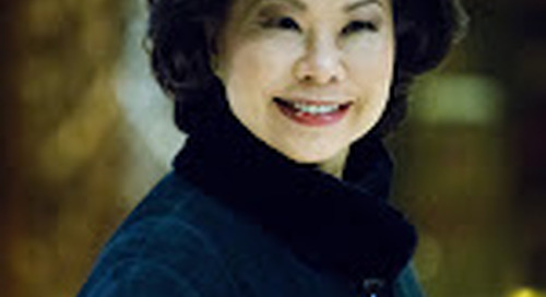 House committee launches ethics investigation into Elaine Chao's ties to shipping company run by her family - WBAP News/Talk