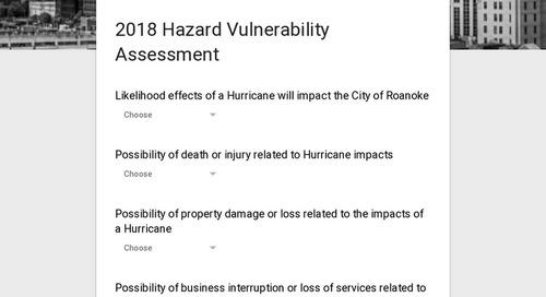 Roanoke Emergency Management