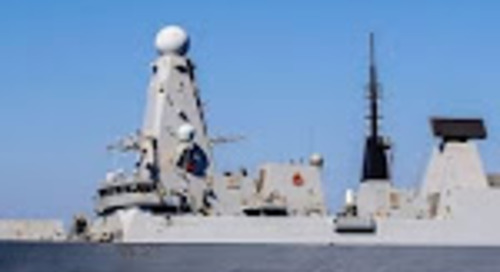 Security Firms Replace UK Guards On Ships Fearing Iran May Try To Kidnap Them - OilPrice.com