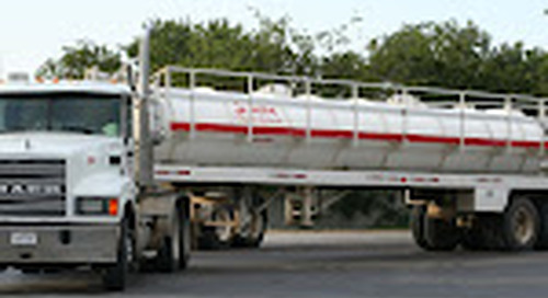 LNG Suppliers Are Increasingly Transporting The Fuel By Truck - KUT