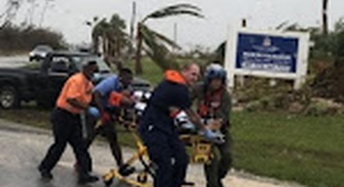 US Coast Guard Winds Down Hurricane Dorian Response - The Maritime Executive