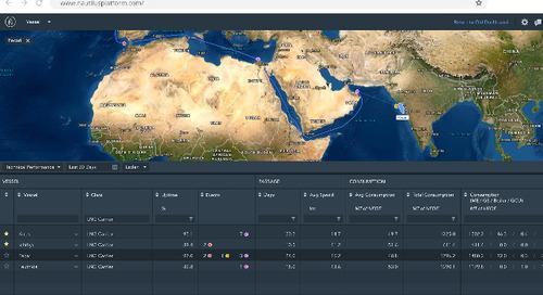 Pangaea Logistics Deploys Nautilus Across Wider Fleet - The Maritime Executive