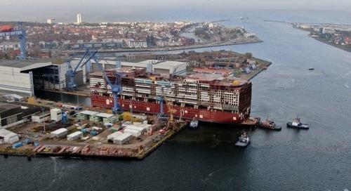 German Shipbuilder MV Werften Receives $200 Million in Emergency Aid - The Maritime Executive