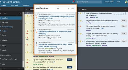 In-App Notifications: The Revamp!