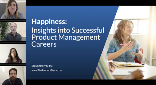 What does it really mean to be a happy Product Manager